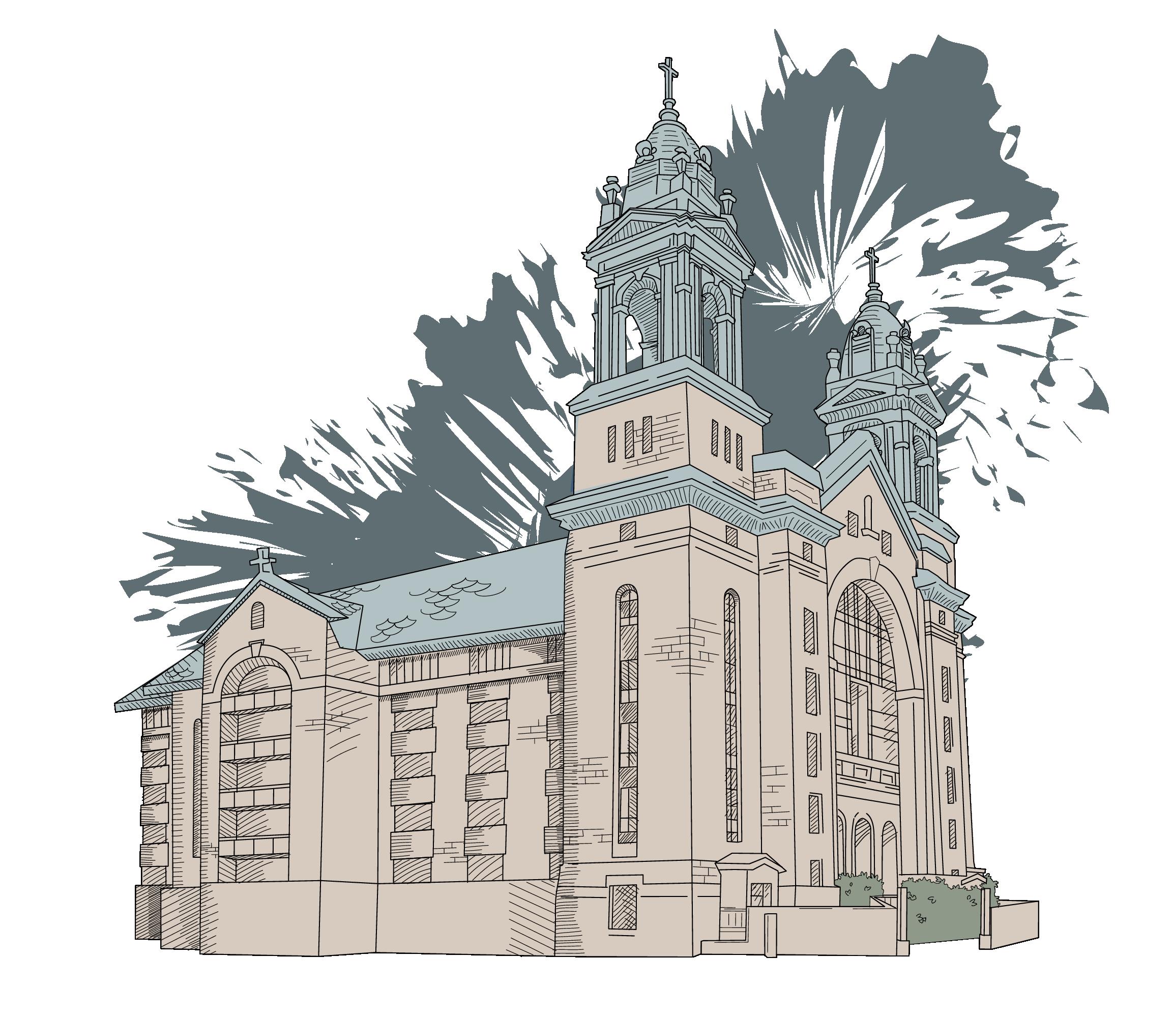 Saint-Jean-de-la-Croix Church